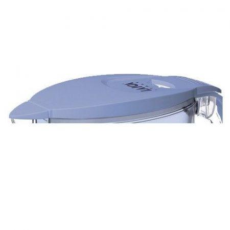 Kék kancsó tető mechanikus kijelzővel - Laica Clear Line kancsóhoz
