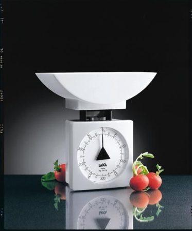 Mechanikus konyhai diétás mérleg 1kg/5g