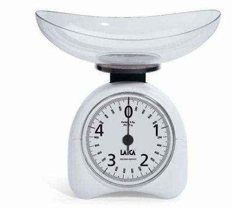 Mechanikus konyhai diétás mérleg 5kg/25g
