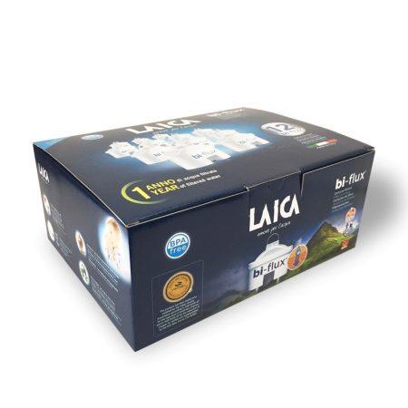 LAICA Bi-flux univerzális vízszűrőbetét - 12 db