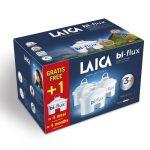 LAICA 3 + 1 db ajándék bi-flux univerzális vízszűrőbetét
