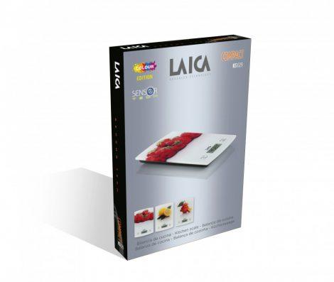 """Laica digitális konyhai mérleg """"narancs"""" 5 kg /1 g"""