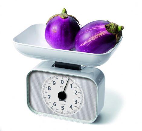 Mechanikus konyhai mérleg 10kg/50g