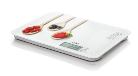 """Laica digitális konyhai mérleg """"fehér konyha""""  20 kg / 5 g"""