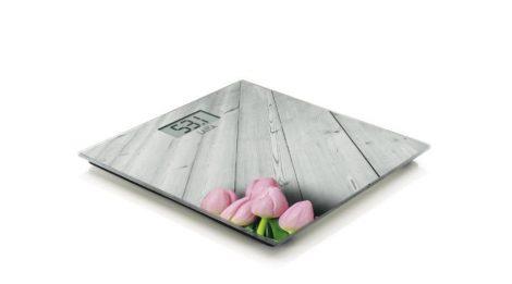 """Digitális személymérleg """"tulipán"""" 180 kg"""