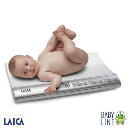 Laica Baby line digitális babamérleg 20kg