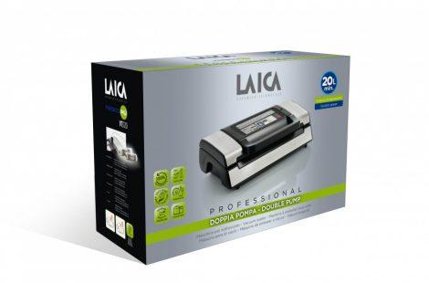 Laica PROFESSIONAL POWER vákuumos fóliahegesztő gép 20 L  /perc